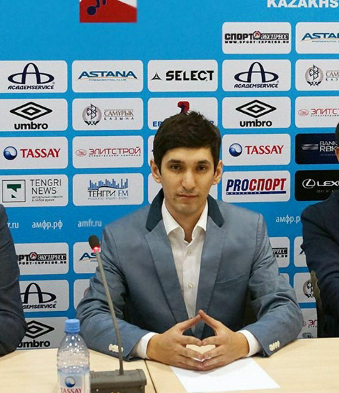 Дмитрий Алексашов